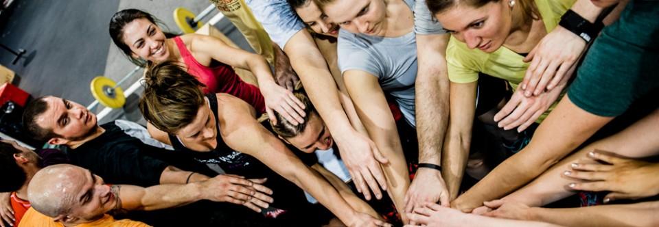 CrossFit team